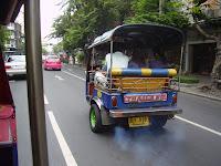 Fotografie di un viaggio durato circa un anno, qui sono in Tailandia