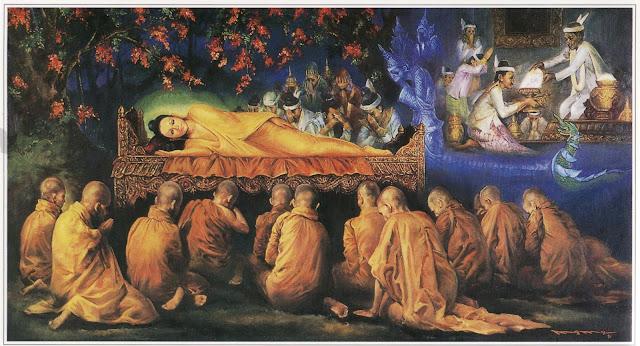 Đạo Phật Nguyên Thủy - Kinh Tăng Chi Bộ - Ai còn nghi ngờ