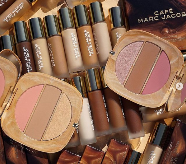 Marc Jacobs The Cafe Collection