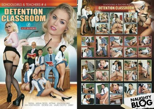 Schoolgirls and Teachers 4: Detention Classroom (2016)