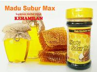 Madu Subur MAX, Suplemen Herbal Penyubur Reaksi Cepat (Kehamilan)