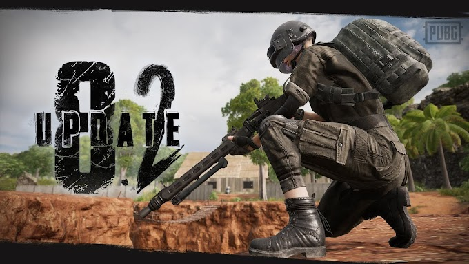 PUBG Announces New 8.2 Update