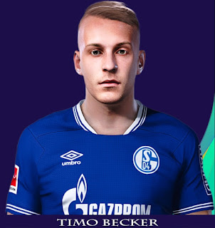 PES 2021 Faces Timo Becker by Rachmad ABs