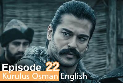 episode 22 from Kurulus Osman