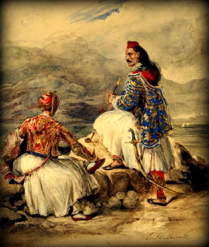 ο Κόχραν και ο Άντρεα επιζώντας