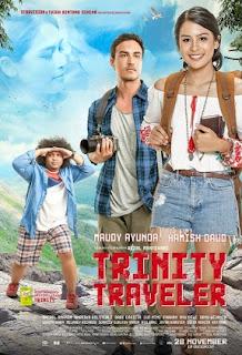 Download Film Trinity Traveler (2019) Full Movie Gratis