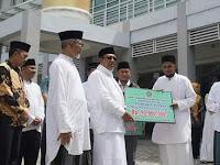Kemenag Aceh Salurkan Bantuan 3 Miliar untuk Pesantren