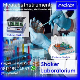 Jenis Jenis Shaker Laboratorium