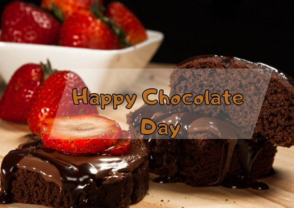 happy chocolate day 2021
