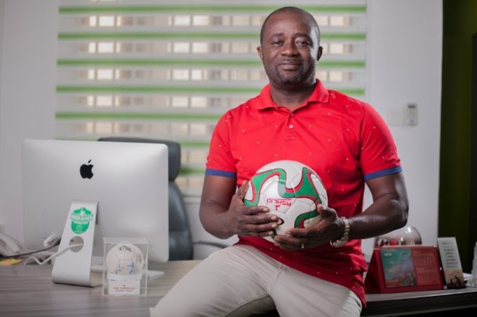 Kurt Okraku is new GFA president