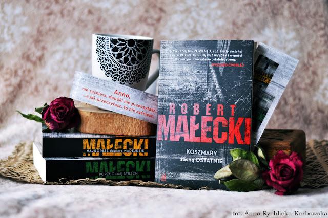 Robert Małecki kryminał