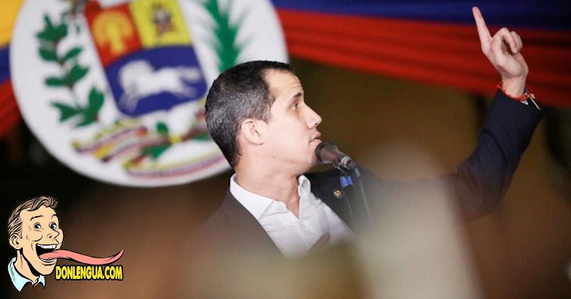 Juan Guaidó dice que Venezuela necesita una Fuerza Armada Patriótica