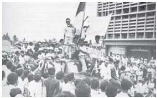 Isi TRITURA (Tiga Tuntutan Rakyat) dan Pembubaran PKI