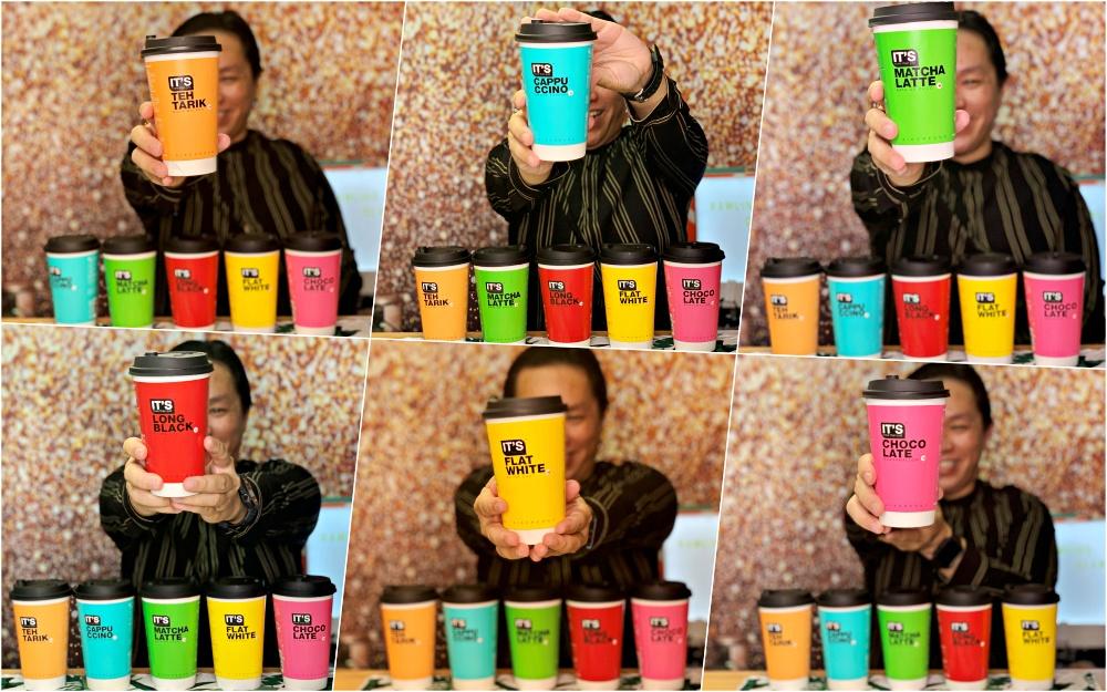 "Aik Cheong Coffee, Be YourSelf Always, IT""S by ACC, IT'S More Than Just, IT'S, IT'S Cup, IT'S Time To Believe, Hoot9eeeee, Inilah Masanya, VITAMEDIA, ASKPERT, Rawlins Lifestyle, Rawlins GLAM"