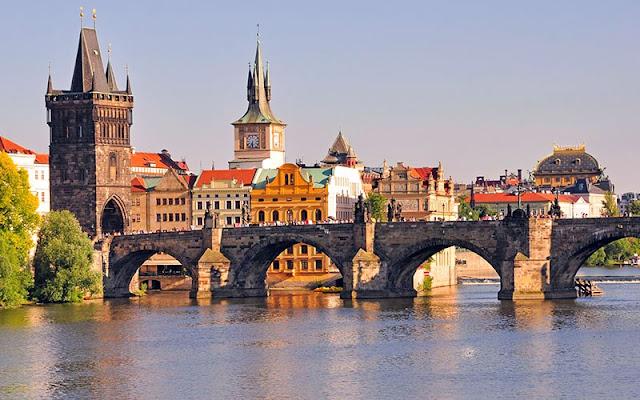 Çekya neresi? Çek Cumhuriyeti nerededir? Başkenti neresidir?