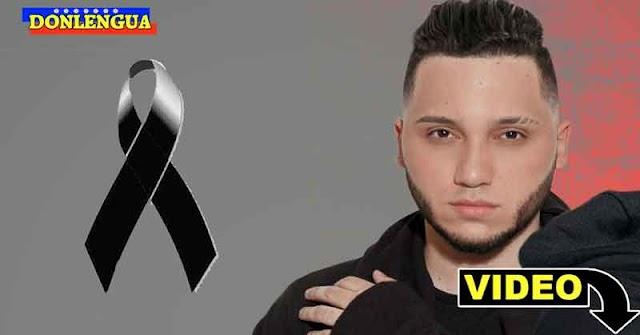 Cantante venezolano murió en un trágico accidente de tránsito en Florida
