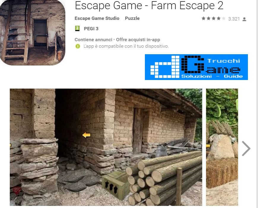 Soluzioni Escape Game - Farm Escape 2 di tutti i livelli | Walkthrough guide
