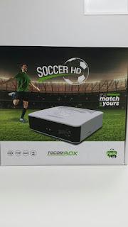 TOCOMSAT SOCCER PRIMEIRA ATUALIZAÇÃO V 1.001 Soccer