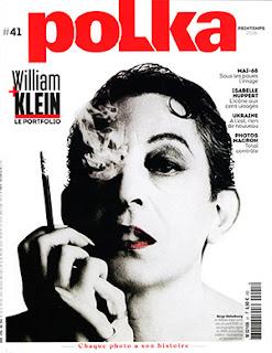 Couverture du magazine Polka #41