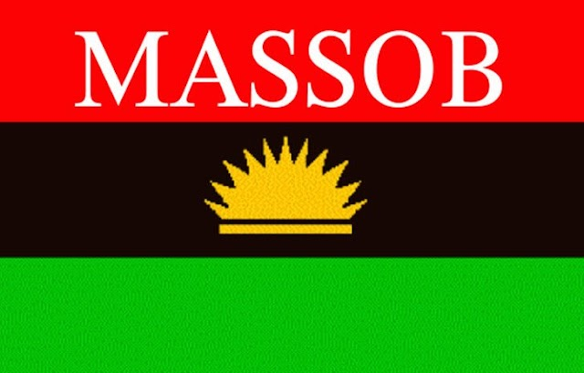 MASSOB to FG: Don't Build Toll Gates In South-East Else We Will Dismantle It