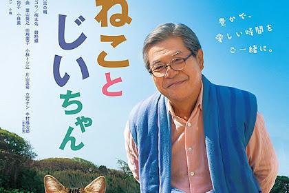 Sinopsis The Island of Cats / Neko to Jiichan (2019) - Film Jepang