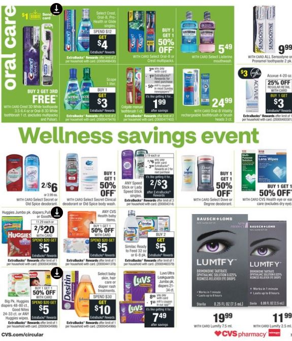 CVS Weekly Ad Preview 1/19-1/25 Page-8