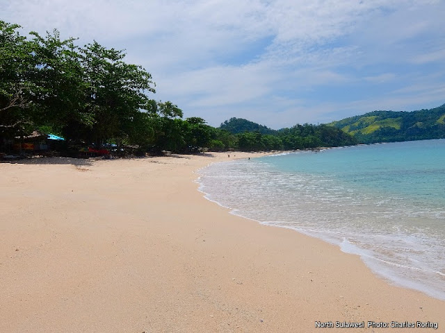Pal Beach in North Sulawesi