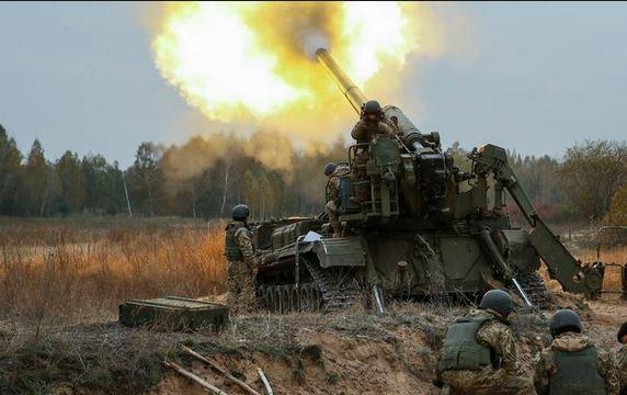 Українські бійці придушили провокацію бойовиків ДНР