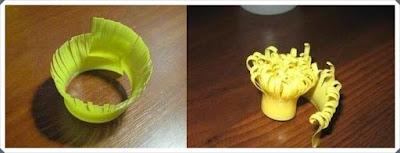 Pet Şişeden Nilüfer Çiçeği Yapımı, Resimli Açıklamalı 2