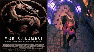 Mortal kombat merupakan film yang diadaptasi dari video game