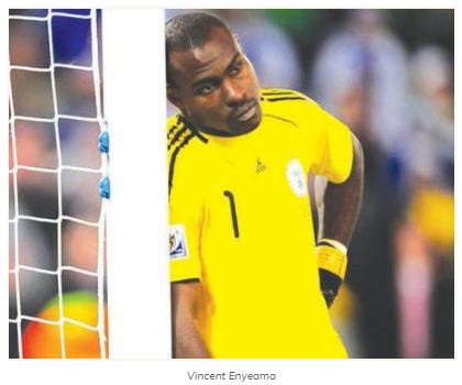 NFF Official: Enyeama Free to Represent Nigeria Again