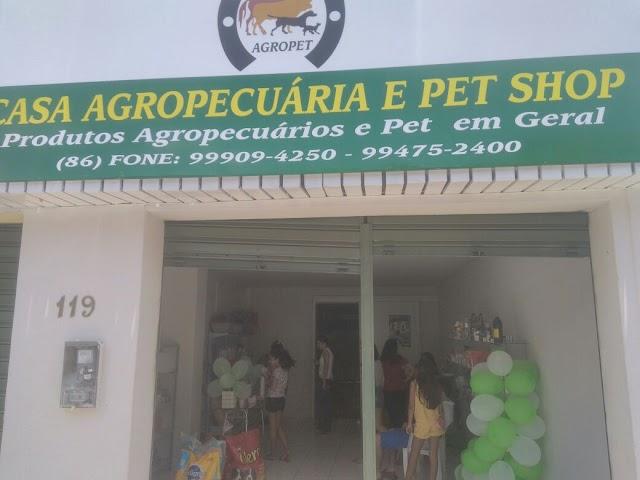 Elesbão Veloso ganha casa de produtos agropecuários e pet shop; médica veterinária Tatiane Novaes fala sobre projeto. Veja fotos