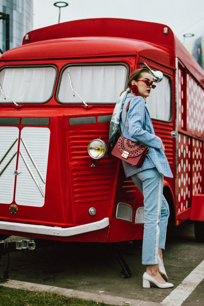 Jeans and Romantics for Spring | Cool Chic Style Fashion