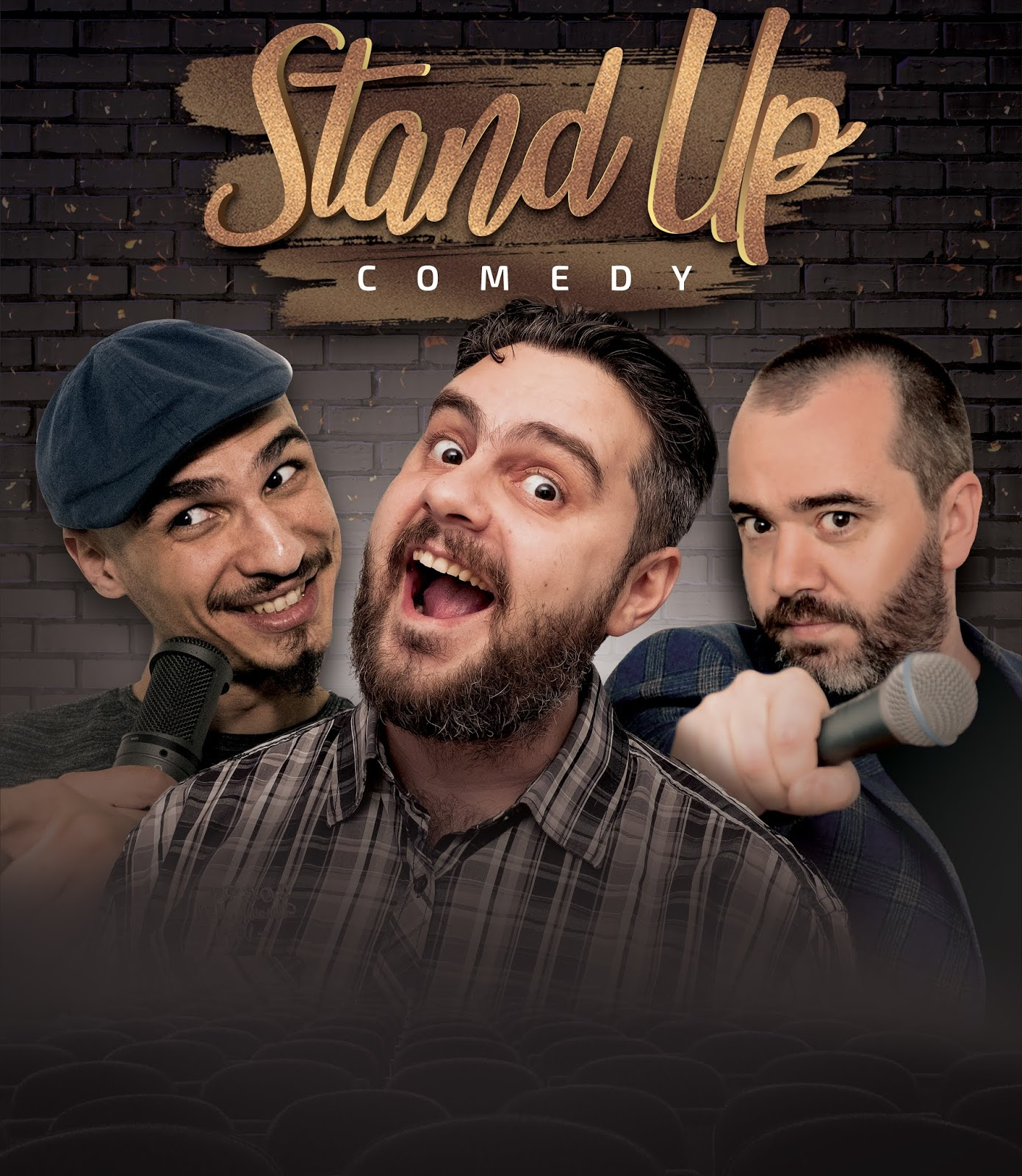 Stand-Up Comedy Sambata Bucuresti 26 Octombrie 2019