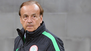 The quality of our players abroad is higher' - Gernot Rohr writes off chances of Nigerian league players joining Super Eagles