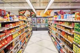 Dialogue facile -À l'épicerie.