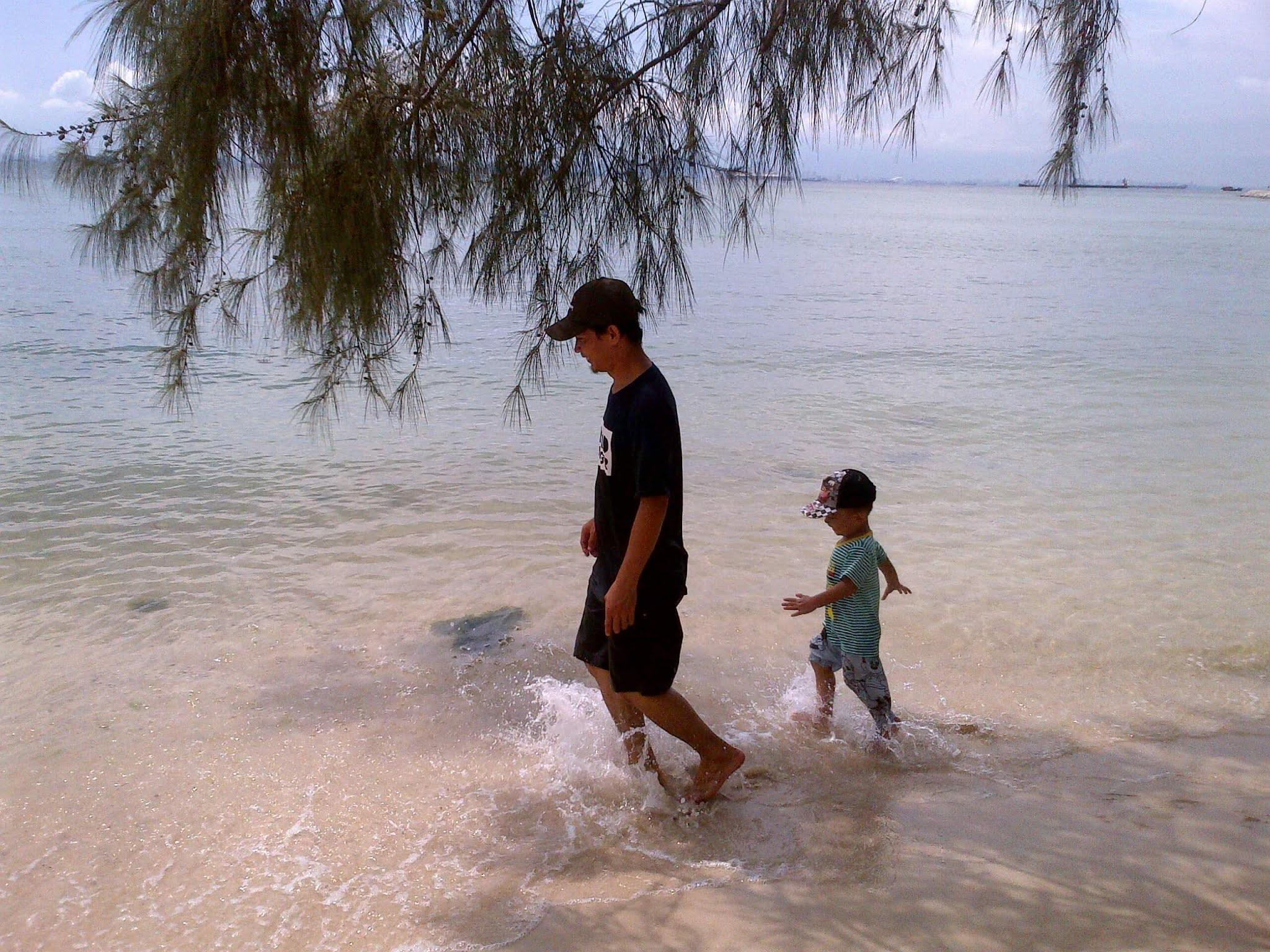 Pantai Indah, Pulau Lengkana Belakang Padang 7