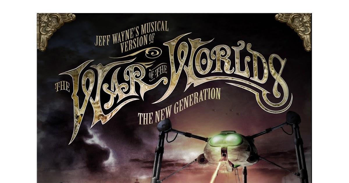 "War Of The Worlds New Generation: RockUnitedReviews: JEFF WAYNE: ""Jeff Wayne's Musical"