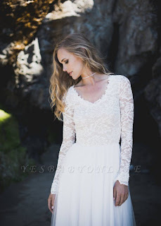 https://www.yesbabyonline.com/g/a-line-chiffon-tulle-long-sleeve-v-neck-lace-wedding-dress-109872.html?cate_2=77?utm_source=blog&utm_medium=teresa&utm_campaign=post&source=teresa