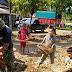 TMMD-Ke 110 Kodim 0308/Pariaman Bawa Kegembiraan Bagi  Anak-Anak di Korong Lipek Pageh