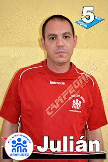 Fútbol-sala Integrandes Aranjuez Discapacidad