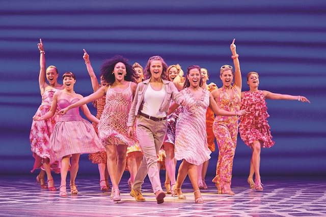 Vitamin Keluarga: Pertunjukan Musikal Mamma Mia!