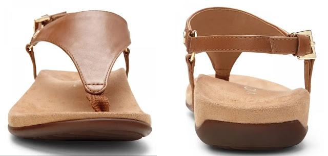 Vionic Kirra Backstrap Sandal for Women - review