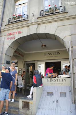 Dimora in cui visse Albert Einstein e ora museo a lui dedicato