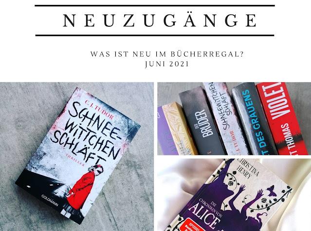 Neue Bücher Juni 2021