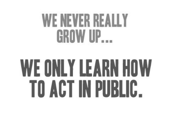 Growing Up Sayings And Quotes Best Quotes And Sayings