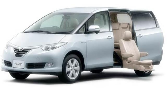 2018 Toyota Estima Release Date and Price