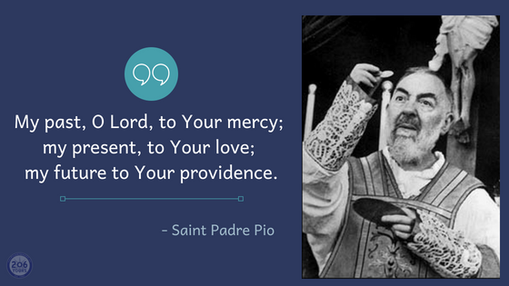 Padre Pio - 206 Tours