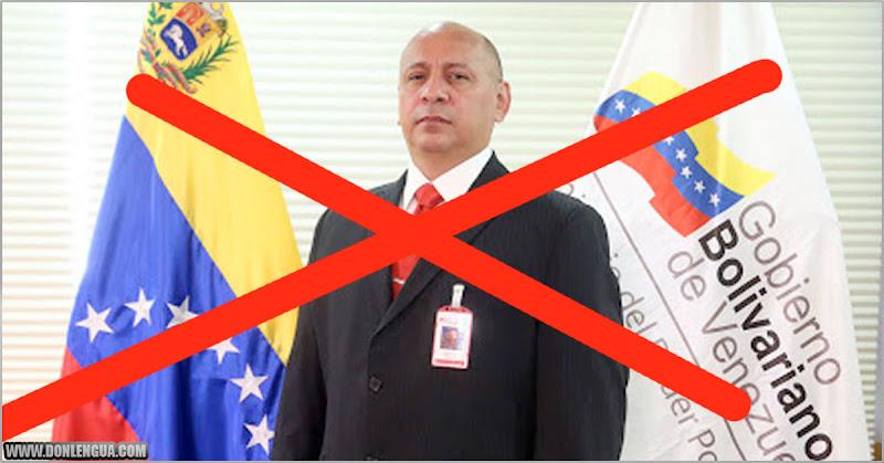 Maduro destituyó al Vice-Ministro de Refinación por la escasez de combustible