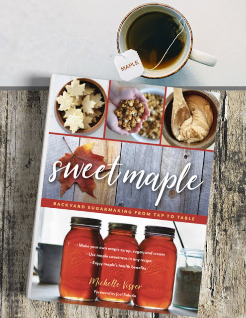 Sweet Maple the book - how you and your family can ditch refined sugar for good health!